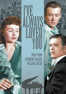 I've Always Loved You - DVD cover (xs thumbnail)