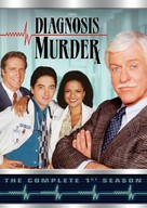 """Diagnosis Murder"" - DVD movie cover (xs thumbnail)"