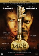 1408 - Norwegian DVD movie cover (xs thumbnail)