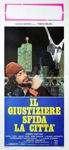 Giustiziere sfida la città, Il - Italian Movie Poster (xs thumbnail)