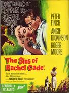 The Sins of Rachel Cade - Movie Poster (xs thumbnail)