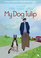 My Dog Tulip - French DVD cover (xs thumbnail)