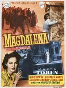 Maddalena - Spanish Movie Poster (xs thumbnail)