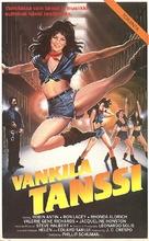 Jailbird Rock - Finnish VHS movie cover (xs thumbnail)