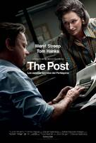 The Post - Argentinian Movie Poster (xs thumbnail)
