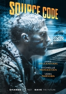 Source Code - DVD movie cover (xs thumbnail)