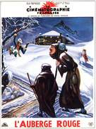 Auberge rouge, L' - French Movie Poster (xs thumbnail)
