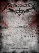 """""""Metalocalypse"""" - DVD movie cover (xs thumbnail)"""