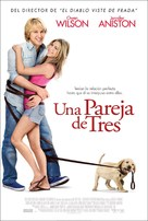 Marley & Me - Spanish Movie Poster (xs thumbnail)