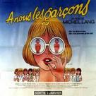 À nous les garçons - French Movie Poster (xs thumbnail)