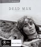 Dead Man - Australian Blu-Ray cover (xs thumbnail)