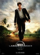 Largo Winch (Tome 2) - French Movie Poster (xs thumbnail)