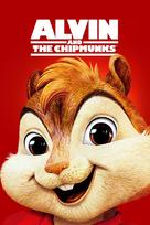 Alvin and the Chipmunks - Movie Cover (xs thumbnail)