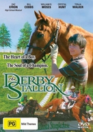 The Derby Stallion - Australian DVD cover (xs thumbnail)