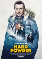 Cold Pursuit - German Movie Poster (xs thumbnail)