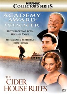 The Cider House Rules - DVD movie cover (xs thumbnail)
