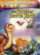 The Land Before Time VI: The Secret of Saurus Rock - DVD cover (xs thumbnail)