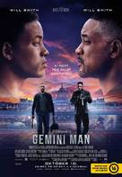 Gemini Man - Hungarian Movie Poster (xs thumbnail)