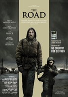 The Road - German Movie Poster (xs thumbnail)