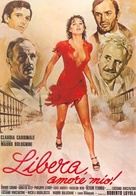 Libera, amore mio... - Italian Movie Poster (xs thumbnail)