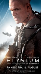 Elysium - Norwegian Movie Poster (xs thumbnail)