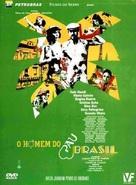 Homem do Pau-Brasil, O - Brazilian Movie Cover (xs thumbnail)