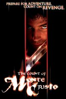 The Count of Monte Cristo - DVD movie cover (xs thumbnail)