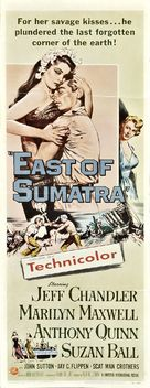 East of Sumatra - Movie Poster (xs thumbnail)