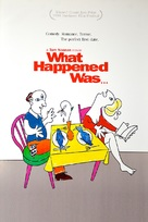 What Happened Was... - DVD cover (xs thumbnail)