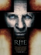 The Rite - French Movie Poster (xs thumbnail)