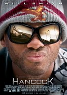 Hancock - Norwegian Movie Poster (xs thumbnail)