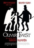 Oliver Twist - Czech poster (xs thumbnail)