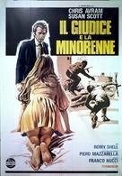 Il giudice e la minorenne - Italian Movie Poster (xs thumbnail)