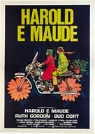 Harold and Maude - Italian Movie Poster (xs thumbnail)