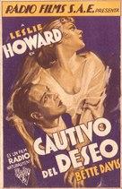 Of Human Bondage - Spanish Movie Poster (xs thumbnail)