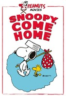 Snoopy Come Home - DVD cover (xs thumbnail)