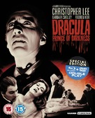 Dracula: Prince of Darkness - British Blu-Ray movie cover (xs thumbnail)