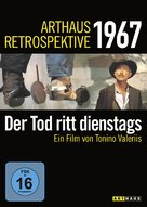I giorni dell'ira - German Movie Cover (xs thumbnail)
