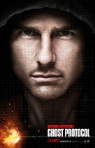 Mission: Impossible - Ghost Protocol - Movie Poster (xs thumbnail)