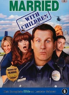 """""""Married with Children"""" - Dutch DVD movie cover (xs thumbnail)"""