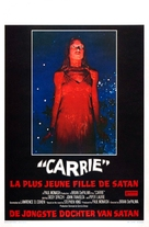 Carrie - Belgian Movie Poster (xs thumbnail)