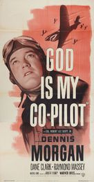 God Is My Co-Pilot - Movie Poster (xs thumbnail)