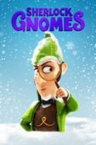 Sherlock Gnomes - British Movie Cover (xs thumbnail)