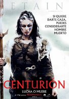 Centurion - Spanish Movie Poster (xs thumbnail)