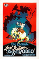 King of the Rodeo - Movie Poster (xs thumbnail)