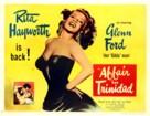 Affair in Trinidad - Movie Poster (xs thumbnail)