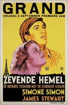 Seventh Heaven - Dutch Movie Poster (xs thumbnail)