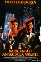 Dark Angel - Spanish Movie Poster (xs thumbnail)