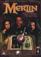 Merlin - British DVD cover (xs thumbnail)