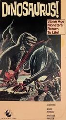 Dinosaurus! - VHS movie cover (xs thumbnail)